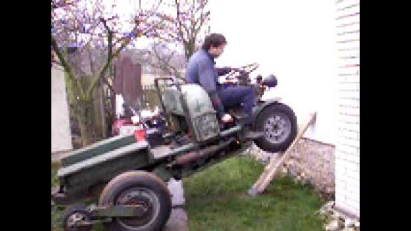 Mulo meccanico - test
