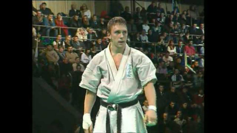 Ashihara Karate Alexander Lavrushin Battle of the Champions 2007