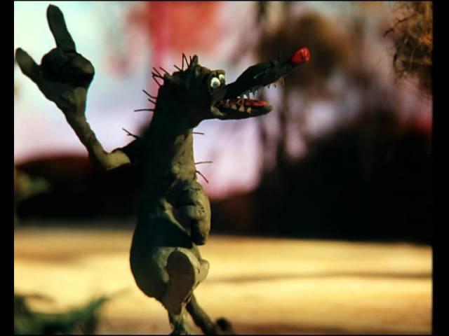 Серый волк Красная Шапочка Прикольные мультики Самый смешной мульт