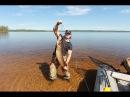 Троллинг озерной кумжи в Карелии. Много лосося. Щука 9 кг.