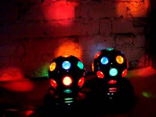Диско шар-Mini Disco Ball-Световая установка