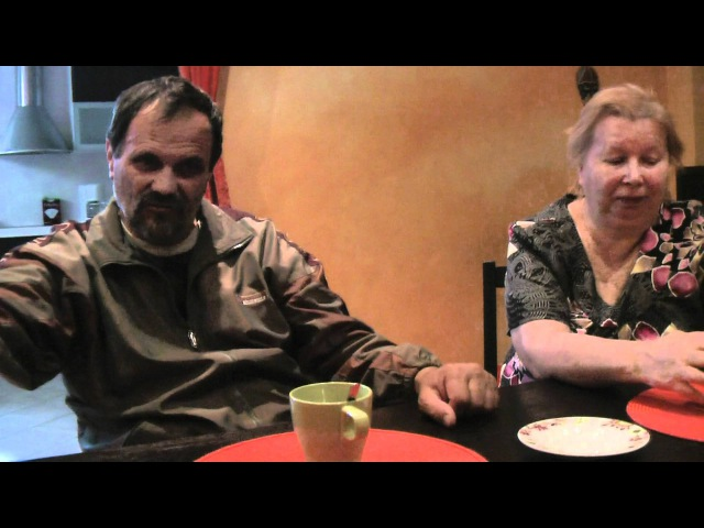 БОЛГАРИЯ: Пенсионеры Ольга и Яков из России в Болгарии... Sofia Bulgaria