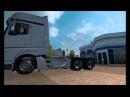 [ETS2]Euro Truck Simulator 2 Mercedes Benz MP4 reworked 1.21.1