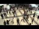 Beirut Duty Free Rocks Airport with Dabke Dance Flash Mob دبكة في مطار بيروت