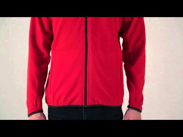 ВЕНИРА Куртка флисовая мужская Elevate Brossard 39482