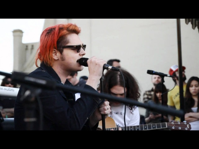 My Chemical Romance - The Ghost Of You (Live Acoustic at 98.7FM Penthouse)