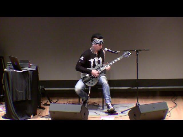 SWEETWATER GEARFEST 2015 DJ Ashba w Guns N' Roses Sixx A M Q A 10 solo medley смотреть онлайн без регистрации