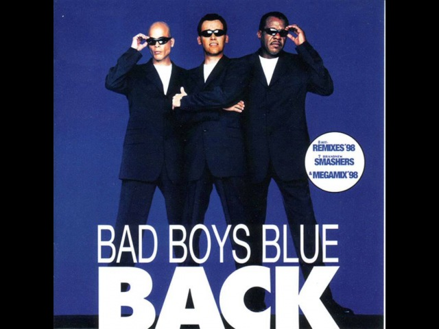 Bad Boys Blue Back Lady In Black '98