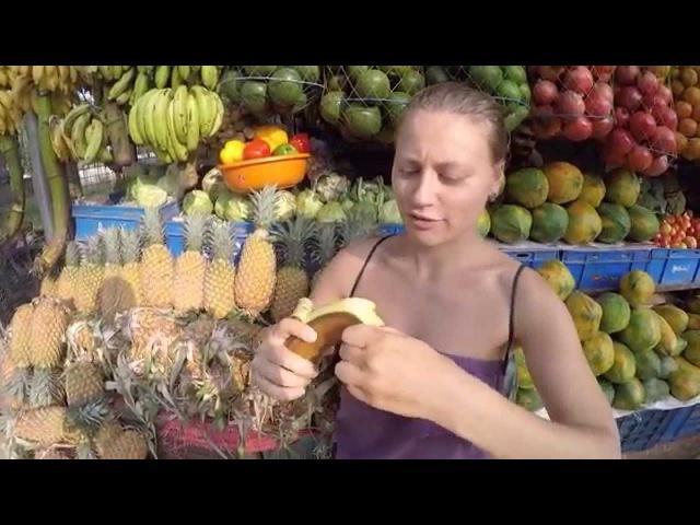 Варкала фрукты Индии новый год в Варкале Индия 16