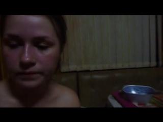 малолетка напилась и потеряла контроль в сауне (эро,раком,порно,секс,трах,анал