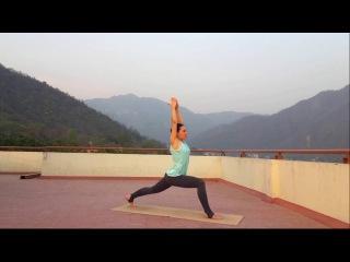 Йога. Комплекс асан для обретения внутренней силы и концентрации