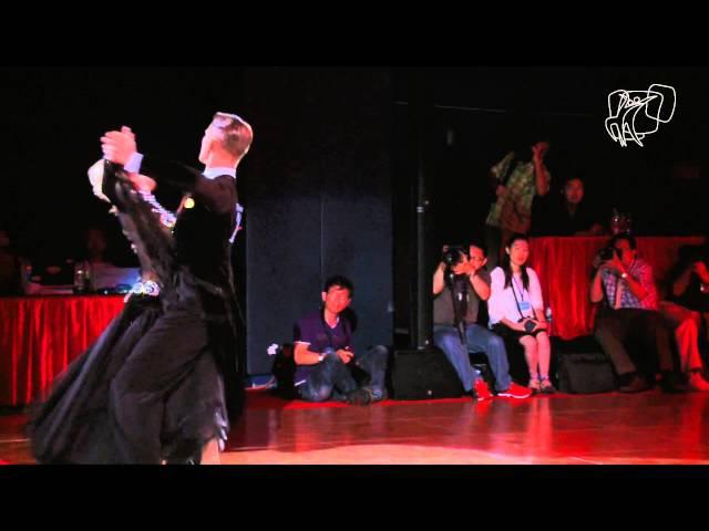 Zharkov Kulikova RUS 2014 GS STA Hong Kong F T DanceSport Total
