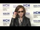 Йошики Хаяши X Japan в пресс центре НСН 02 06 2016