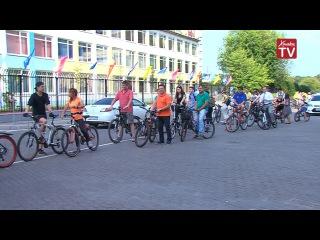 200 химчан приняли участие в масштабном велопробеге