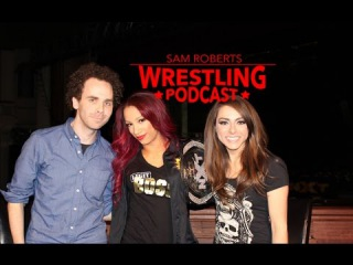 Sasha Banks - Main Roster, Snoop Dogg, Main Eventing, etc w Sam Roberts &  Katie Linendoll