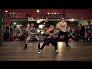 Dance танец nicki minaj - trini dem girls - choreography by tricia miranda