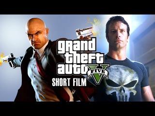 Punisher vs. Hitman - GTA 5 (Short Film)