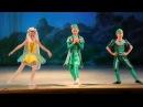 Детский балет Дюймовочка 07 11 2015г г Минск Балетная школа Вежновец