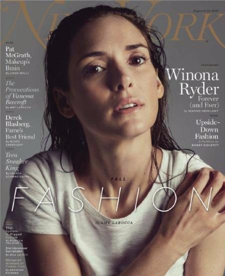 New York Magazine - 8 August 2016 vk.com