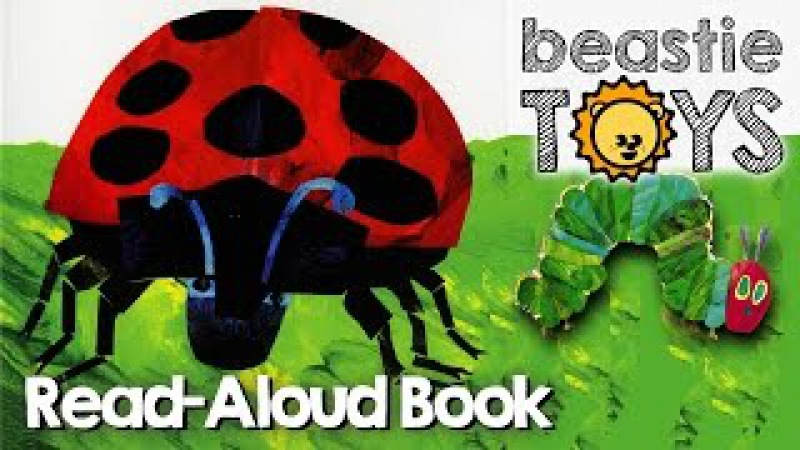 Read Aloud The Grouchy Ladybug by Eric Carle A Book for Kids