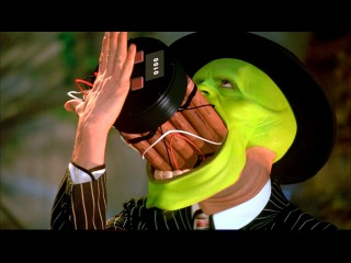 The Mask 1994 Movie - Jim Carrey & Cameron Diaz