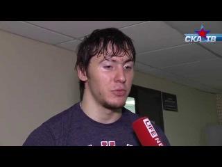 Александр Дергачев: «Первую шайбу представлял по-другому»