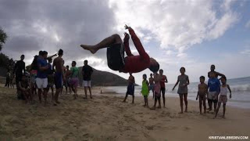 Sprot travel in Venezuela Film 2 Kristian Lebedev