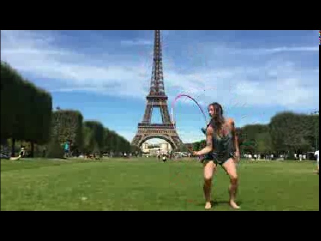 Wrap and Tap Hoop Tutorial with Babz Robinson