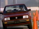 1986 VW GOLF and Jetta Mk2 vs competition VHS Showroom Tape