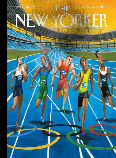 The New Yorker - 8 August 2016