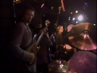 Sting - Live 1990 Los Angeles ALL STAR JAM SESSION AT CHINA CLUB