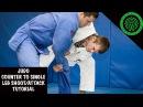 Judo Iranian Style Counter to Single leg Attack Tutorial