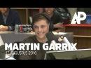 Martin Garrix 'Optreden voor 50 000 mensen is nog écht een droom De Avondploeg