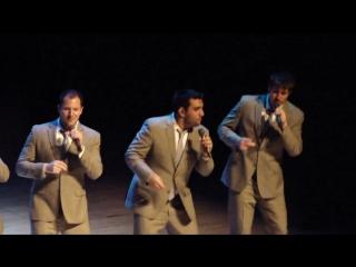 The lion sleeps tonight by straight no chaser