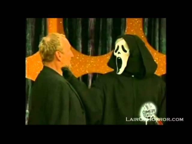 Robert Englund on MadTV- Halloween 1998