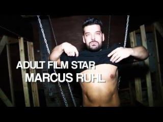 "YOU WANNA SEE PORN STAR MARCUS RUHL ""SWEAT"" AT FLEX SPAS?"