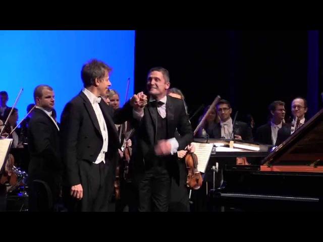Александр Жиленков. Rhapsody In Blue by George Gershwin. Новая Опера, дирижер Ян Латам-Кениг