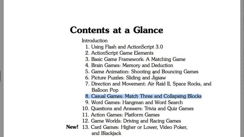 ActionScript 3.0 Game Programming University (Gary Rosenzweig)