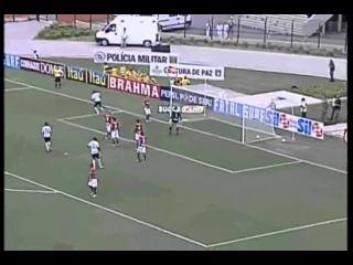 Roberto Carlos- Gol Olímpico Corinthians x Portuguesa Campeonato Paulista 2011