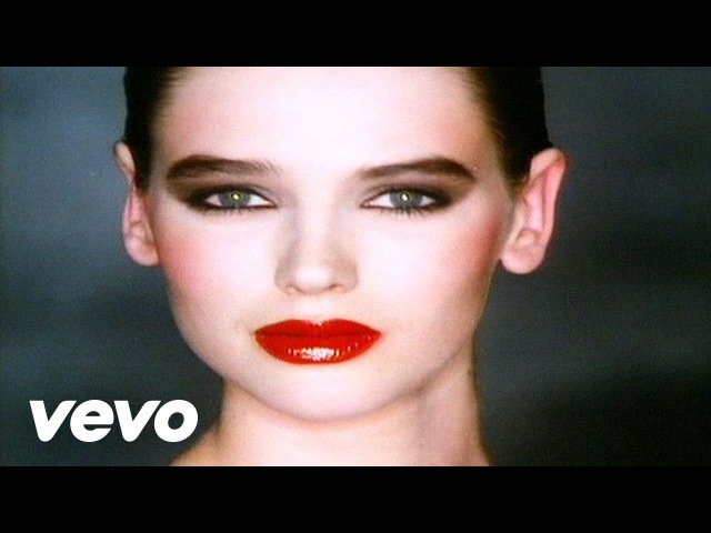 Robert Palmer Simply Irresistible Official Video
