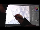 Redjuice Live Painting in MANSAI Tutorial 1 3