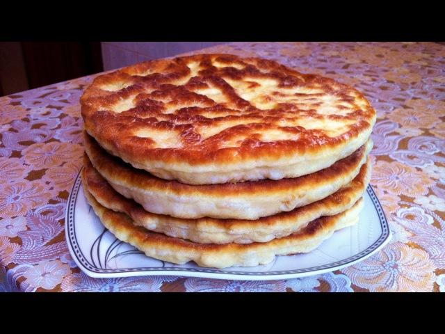 Пышки на Кислом Молоке Лепешки Crumpets Recipe Бабушкин Рецепт, Быстро, Просто и Очень Вкусно