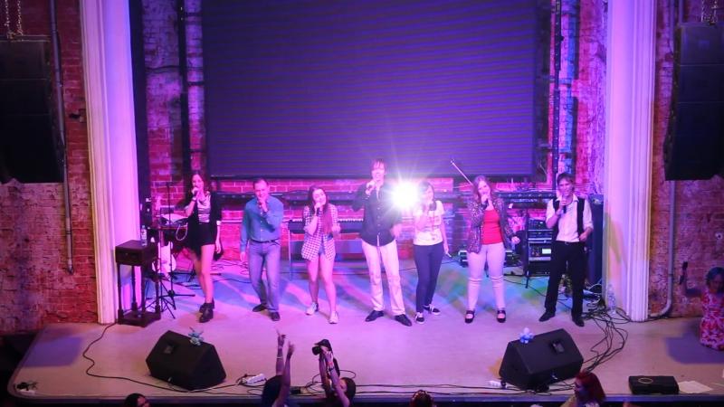 Dean Fujioka History Maker вокал Lisandra DiV Nana4ka Megus R I N Emnily Vospi Концерт в прибежище 2017