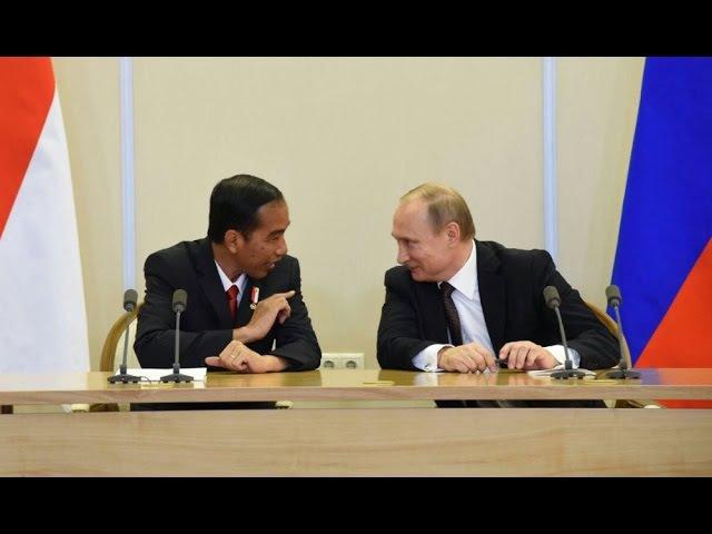 Akrabnya Jokowi Putin Empat Mata Di Rumah Kediaman di Sochi Rangkaian Kegiatan di Rusia