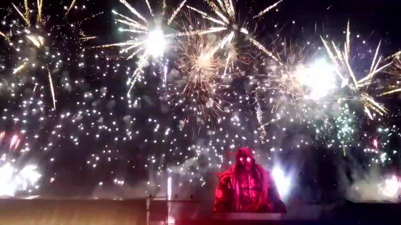 Rammstein Onhe Dich @ Ending Corona Hell And Heaven Metal Fest 2016