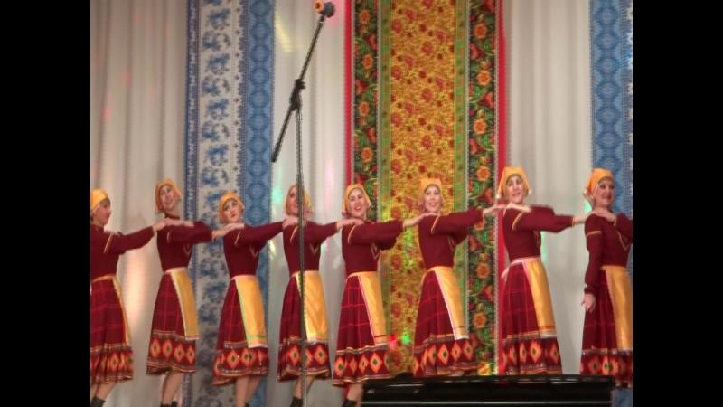 Удмуртский танец Тыпыртон