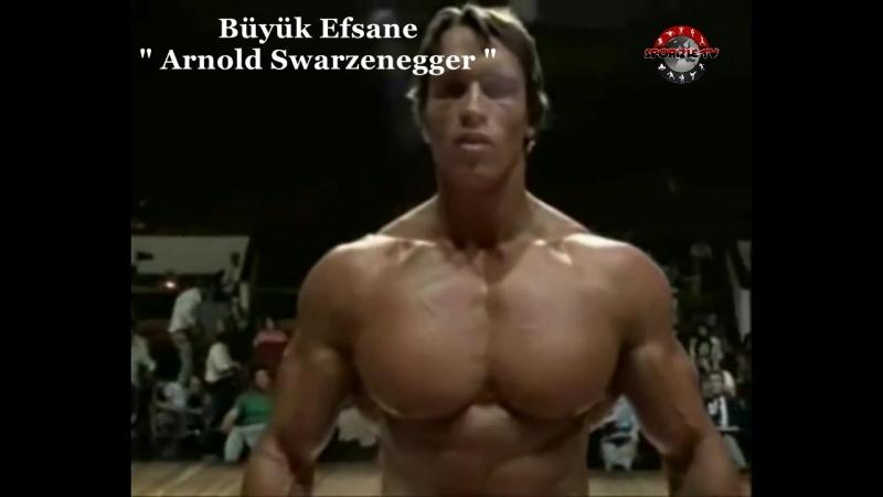 Bodybuilding Efsaneleri-Arnold Schwarzenegger-Sporizle.tv-Erol Uğur