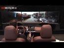 Stand Kia simulatore di guida autonoma Salone di Ginevra 2016