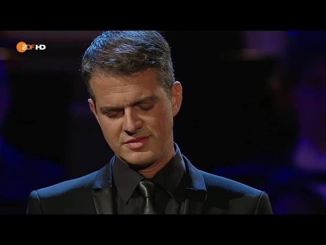 Philippe Jaroussky sings Lascia chio pianga at the Echo Klassik award ceremony 2016