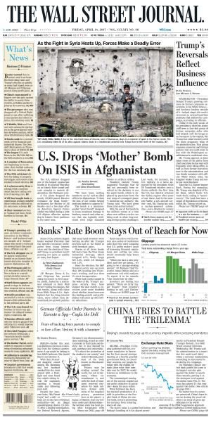 The Wall Street Journal April 14 2017 FreeMags